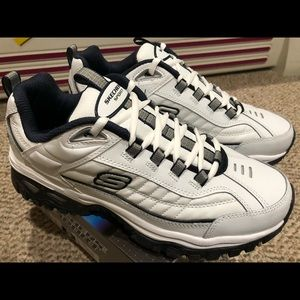 cuenta Puerto marítimo trapo  Skechers Shoes | Mens Energy Afterburner Sketcher Tennis Shoes | Poshmark